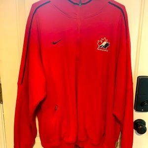 Team Canada Nike sweater